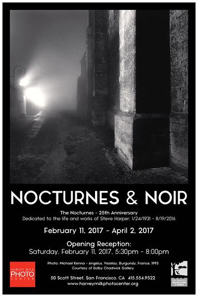 Nocturnes 20x30 Poster