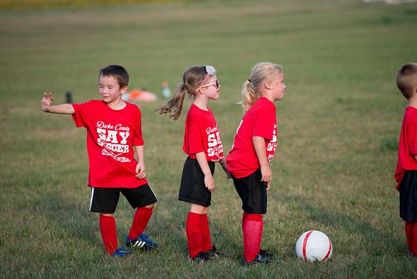 Say Soccer 9/10/2013