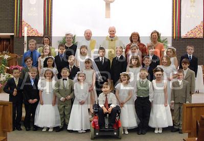 st. thomas 1st communion 3.30.08