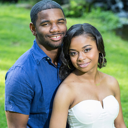 Tre and Bria's Engagement