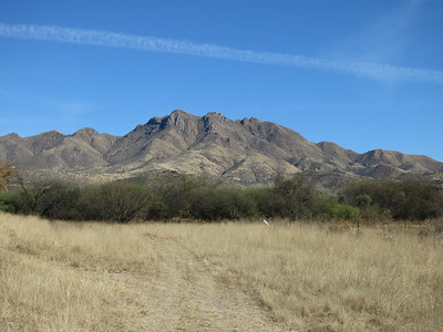 Arizona Mtn Range Highpoints