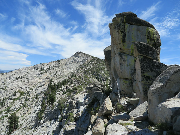 TELLS PEAK/MCCONNELL PEAK: JULY 26, 2014