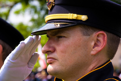 National Peace Officer's Memorial Day Service - US Capitol lawn (2011)