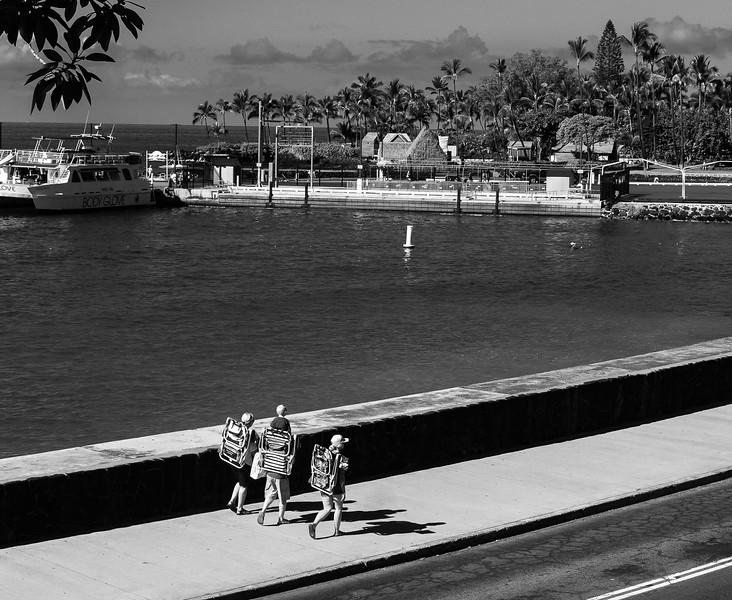 family in hawaii