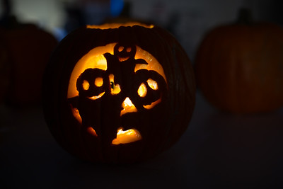 Pumpkin Carving Contest, Halloween, Bill.com, Palo Alto, CA (20181024)