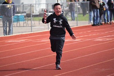 Special Olympics Calhoun County Track and Field Day