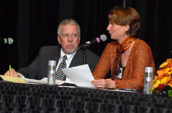 Global Washington Launch, 2008