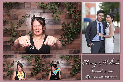 Hoang & Belinda Wedding - November 17,2018