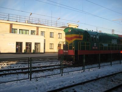 RSI Abroad: Latvia 2012
