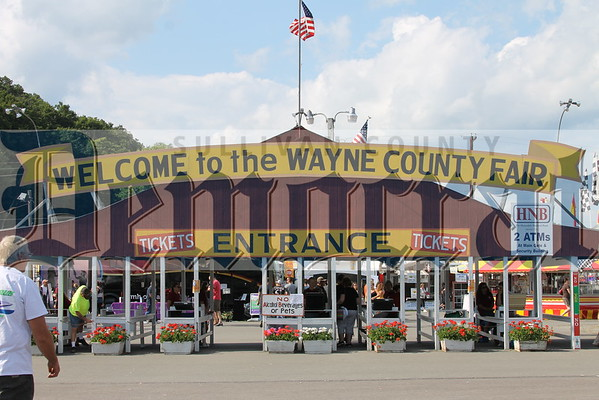 Wayne County Fair 2015