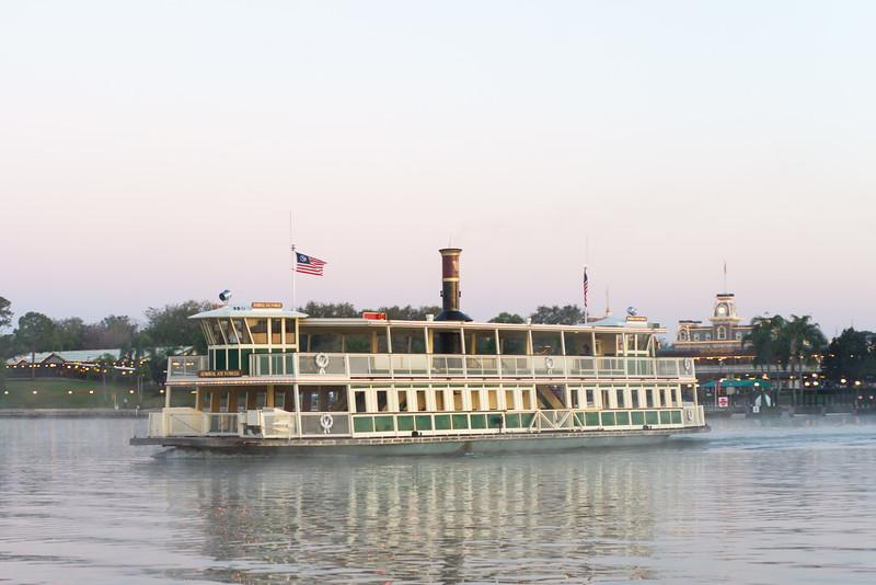 Ferry Boat - Magic Kingdom Walt Disney World