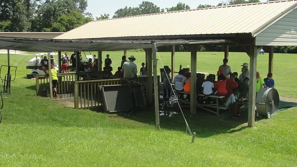 Bert Williams football camp