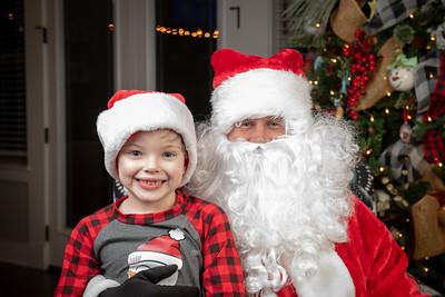 Santa (December 20)
