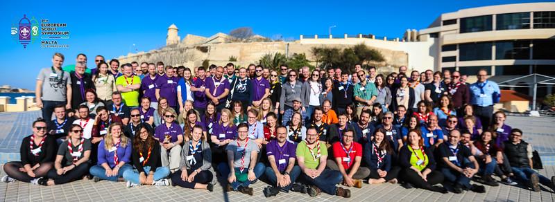 7th European Scout Symposium 2019 - Malta
