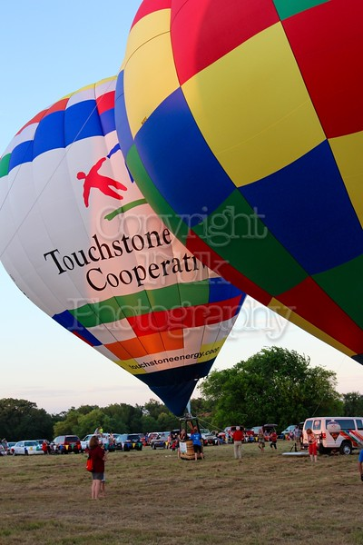 2015 5K Milk Run and Hot Air Balloon Media Flight