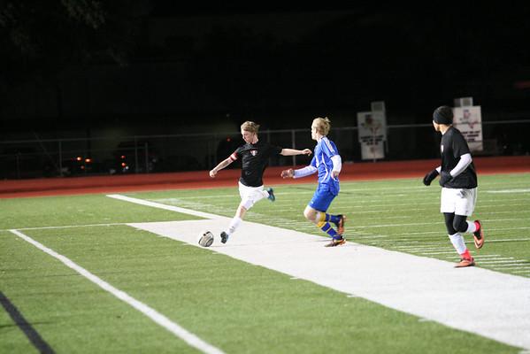 Hays and Lehman Alumni Soccer Games