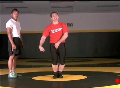 Defending the High Crotch with a Lat Whip
