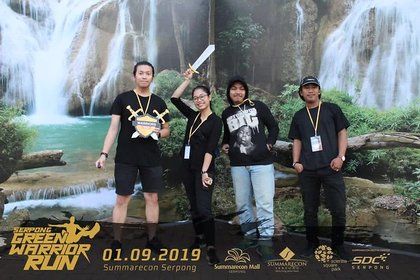 #SGWR2019 Family