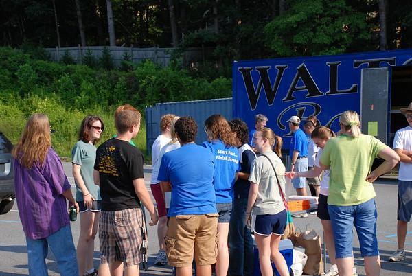 Walton Band 2009 - 2010
