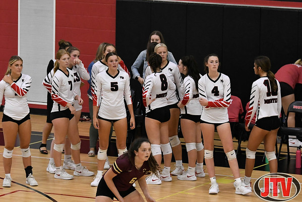 Volleyball Western at NW for 09-15-2021