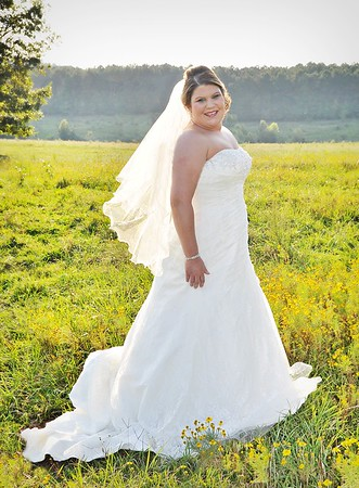Meagan's Bridal Portraits
