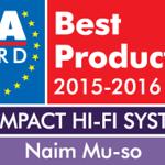 Prémios EISA 2015