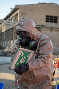 Samot (USAR and CBRN, 9 Oct)