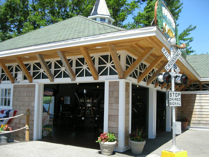 Boathouse Casino.