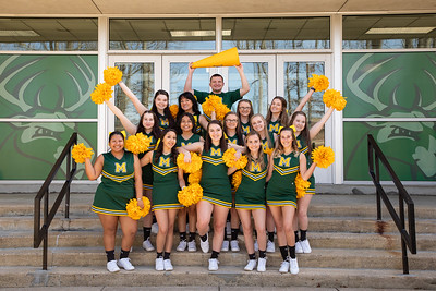 Cheer Team 2020