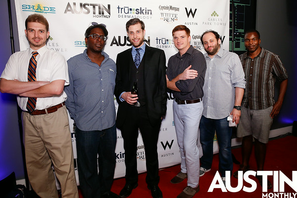 2014 Austin Monthly Bachelor Party