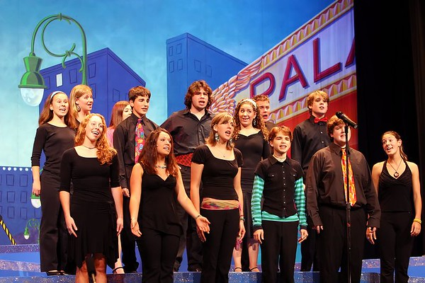 """SHS """"On Broadway - A Musical Revue"""""""