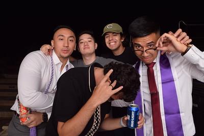 Salomo's Graduation Party 2020