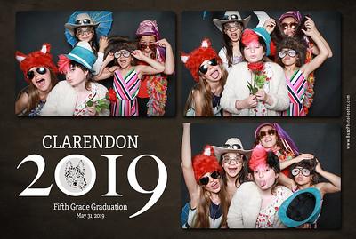 2019 Clarendon Graduation