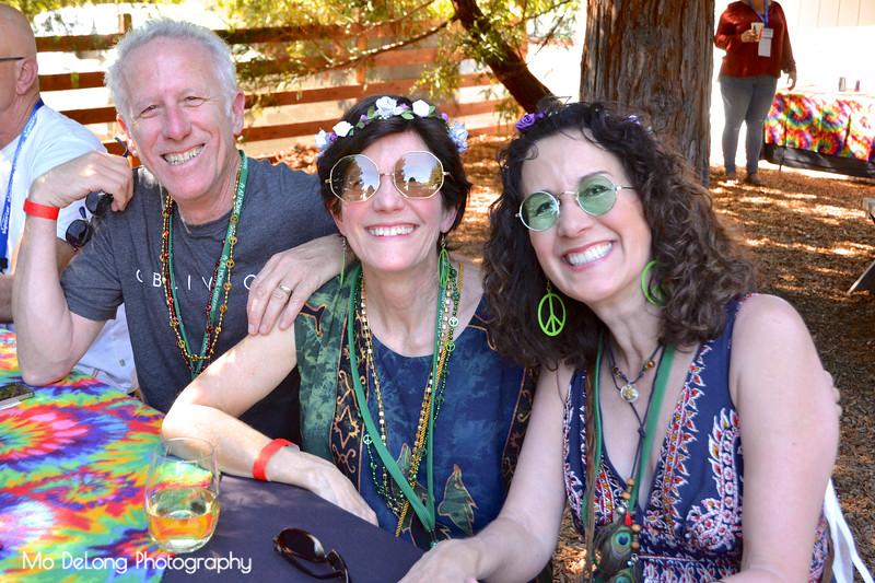 Mark Kaufman, Anna Minton and Julie Lucero