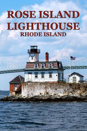 Rose Island Lighthouse, Rhode Island
