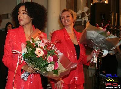 20191221 Kerstconcert Chant 'Ami - Barbara Dex & Sandrine
