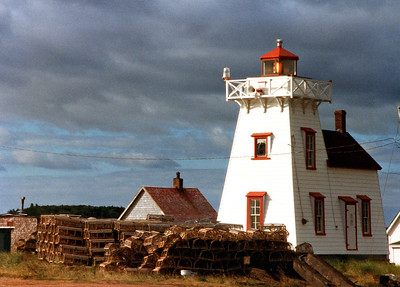 North Rustico Lighthouse, Prince Edward Island