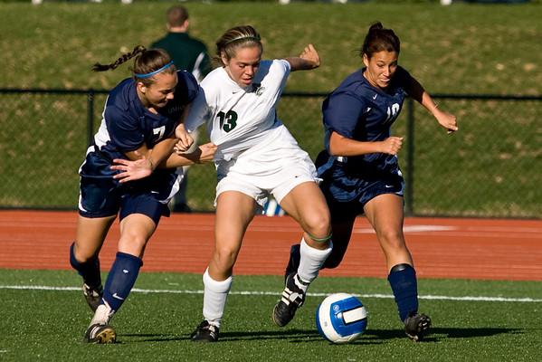 women's soccer - 10/31/07