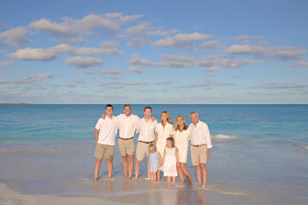 Rebecca &Family | Vacation Session | Exuma, Bahamas