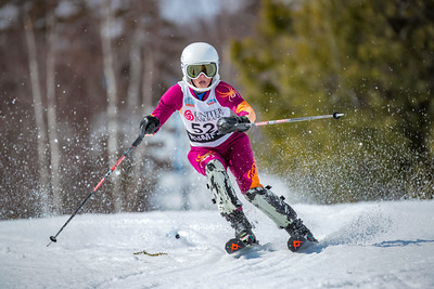 Slalom: Girls Run 1