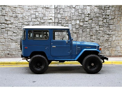 (SOLD) 1982 Nordic Blue