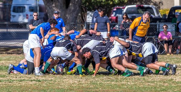 Sacramento Spartans Rugby 10-31-2015