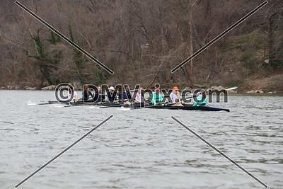 Yorktown Girls Boat 3 (12 Mar 2016)