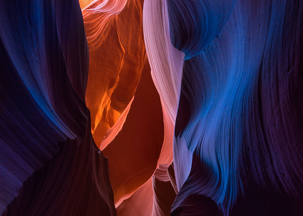 A Canyon of Colors