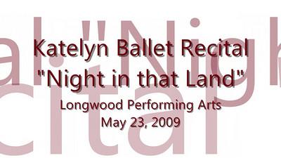 Longwood Ballet Recital 20090523