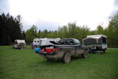 Camping - May Long Weekend
