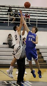 Friars Varsity Basketball vs Dallas Thunder