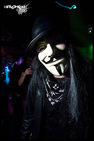 dj subvert at shambhala village stage deceptikon masks 2010-41.jpg
