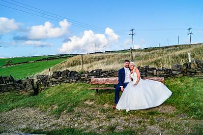 Halifax Wedding Photography | St Marks Siddal | Danny Thompson Photography