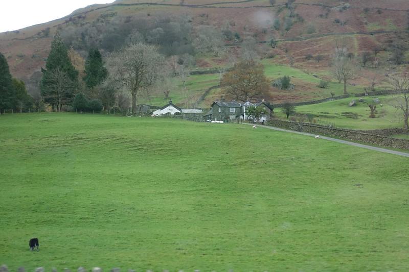 Road to Gretna Green, Scotland